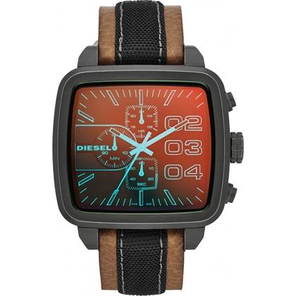 Diesel DZ4303 Uhrenarmband Leder Braun