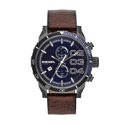 Diesel DZ4312 Uhrenarmband Leder Braun