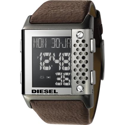 Diesel DZ7123 Uhrenarmband Leder Braun