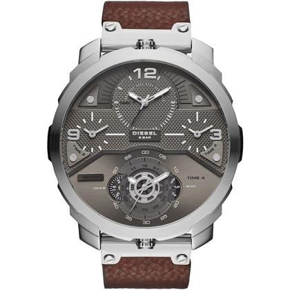 Diesel DZ7360 Uhrenarmband Leder Braun