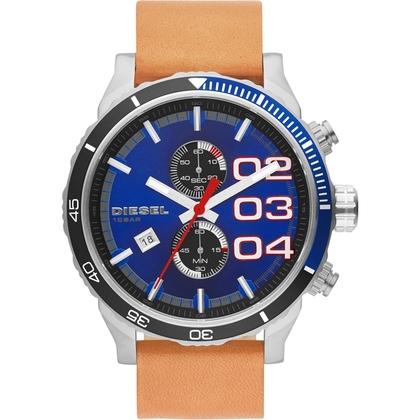 Diesel DZ4322 Uhrenarmband Leder Braun