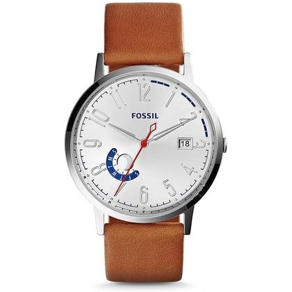 Fossil ES3790 Uhrenarmband Leder Braun