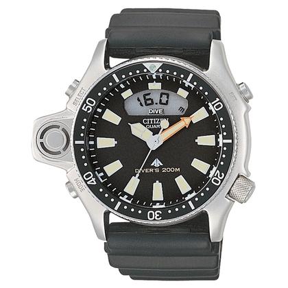 Citizen Promaster JP2000-08E Uhrenarmband Schwarz - 24mm