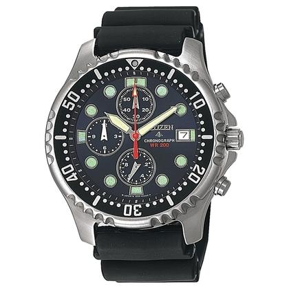Citizen Promaster AN1130-01E Uhrenarmband Schwarz - 20mm