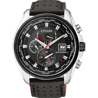 Citizen Eco-Drive Radio Controlled AT9036-08E Uhrenarmband 23mm