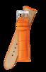 Fromanteel Alligatorgrain Uhrenarmband Orange