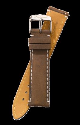 Fromanteel Vintage Leder Uhrenarmband Braun