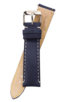Fromanteel Vintage Leder Uhrenarmband Blau
