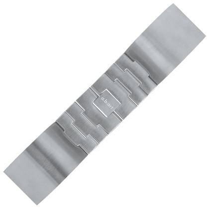 a.b.art Ersatzuhrenarmband E Serie Stahl 26 mm