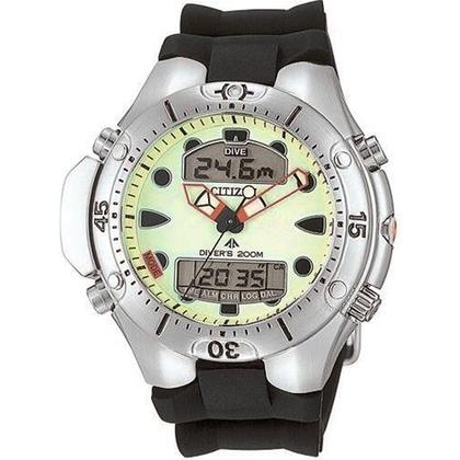 Citizen Promaster Aqualand JP1060-01W Uhrenarmband 16mm