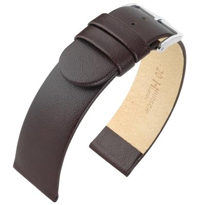 Hirsch Scandic Uhrenarmband Braun