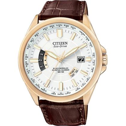 Citizen Eco-Drive Radio Controlled CB0013-04A Uhrenarmband 23mm