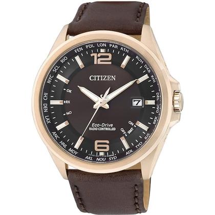 Citizen Eco-Drive Radio Controlled CB0017-03W Uhrenarmband