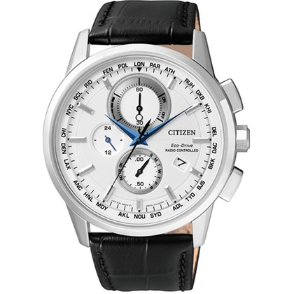 Citizen Eco-Drive Radio Controlled AT8110-11A Uhrenarmband 23mm