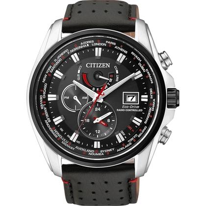 Citizen Eco-Drive Radio Controlled AT9036-08E Uhrenarmband 23mm