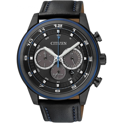 Citizen Eco-Drive Chronograph CA4036-03E Uhrenarmband 22mm