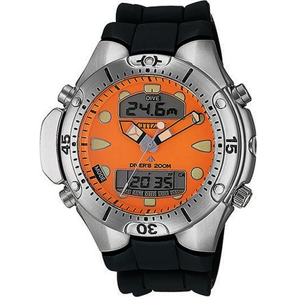 Citizen Promaster Aqualand JP1060-01Y Uhrenarmband