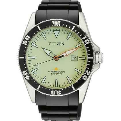 Citizen Promaster Eco-Drive BN0120-02W Uhrenarmband 23mm